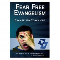 Fear Free Evangelism Cover