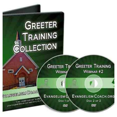 Your church greeters can make a great first impression or an awkward first impression. However, new church greeters may feel a little nervous about welcoming people. Training DVDs for Greeter Ministry $29