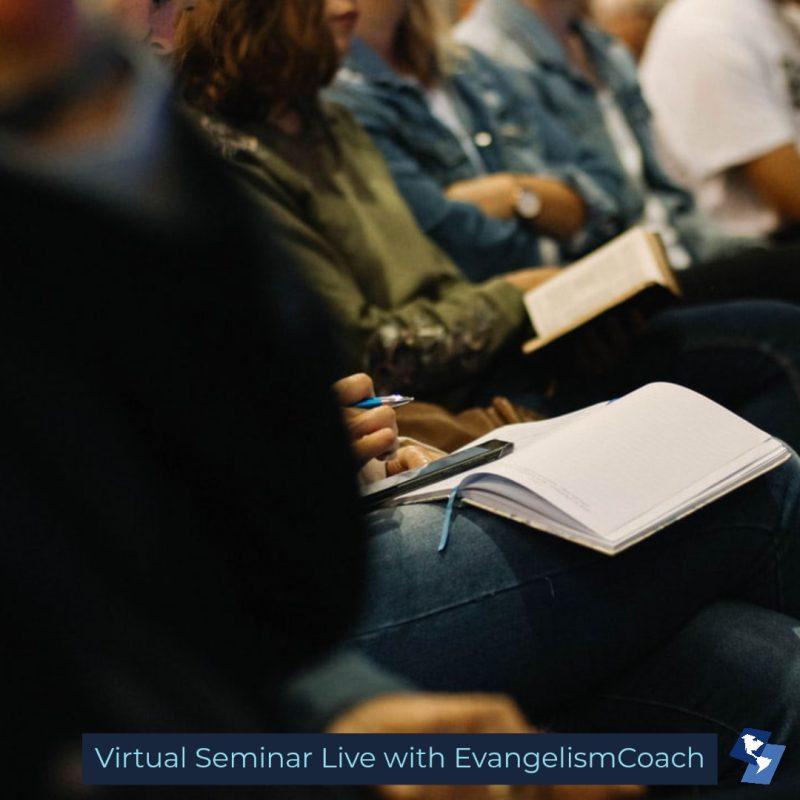 Group Bible Study, close up of notebook
