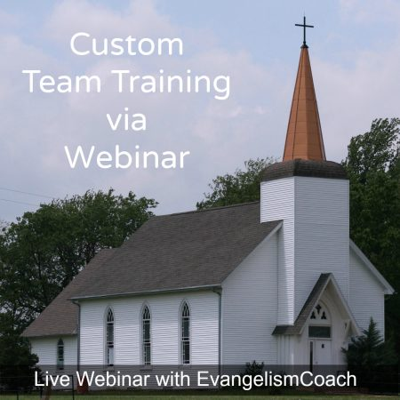 Private Webinar with EvangelismCoach